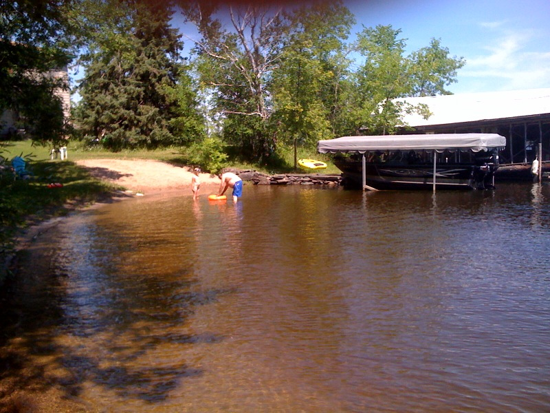 lake vermilion beach